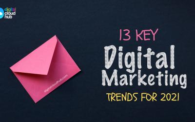 13 Key Digital Marketing Trends for 2021